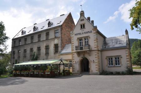 Hotel v areálu bývalého kláštera