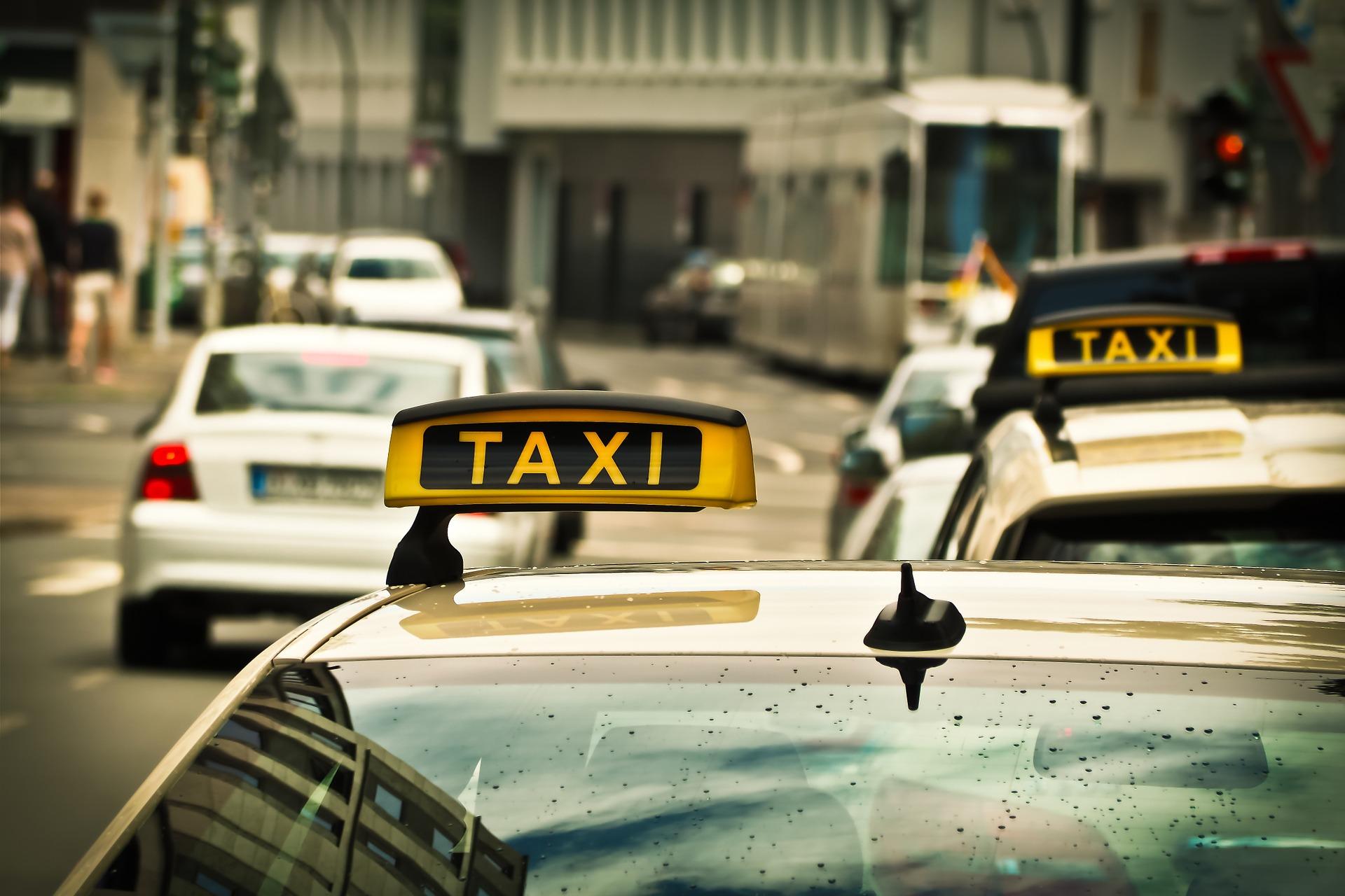 Neobyčejná taxislužba