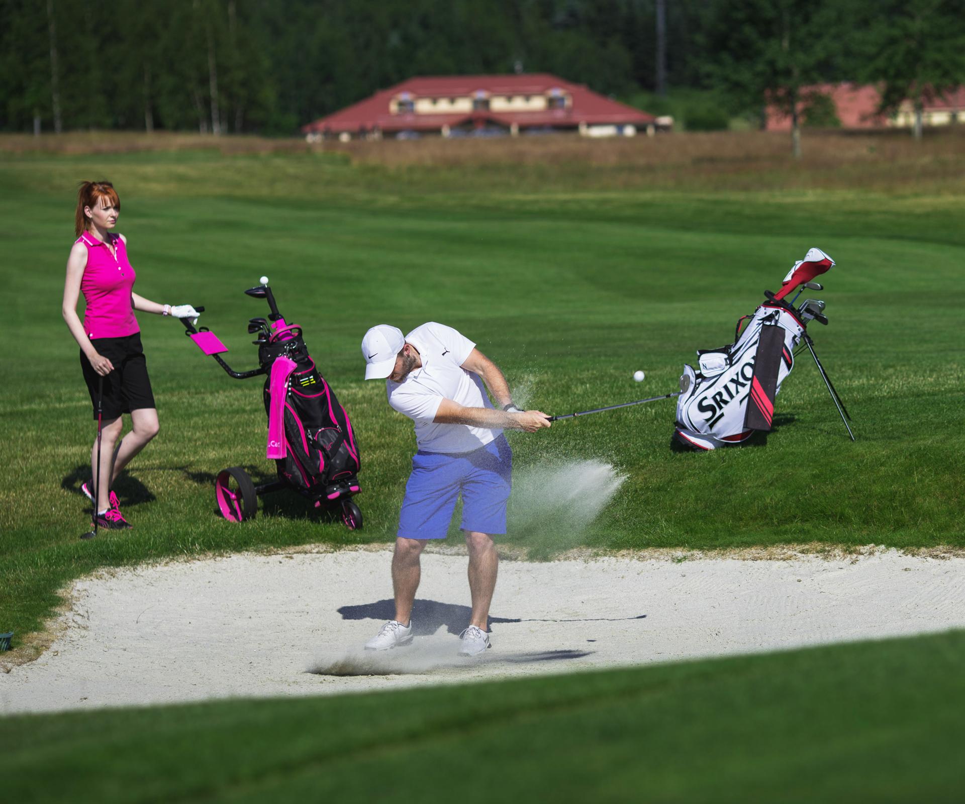 Golf hrál i skotský král