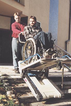 Tělesné postižení již není překážkou