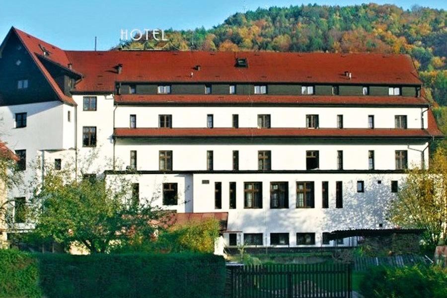 Hotel v Českém Ráji