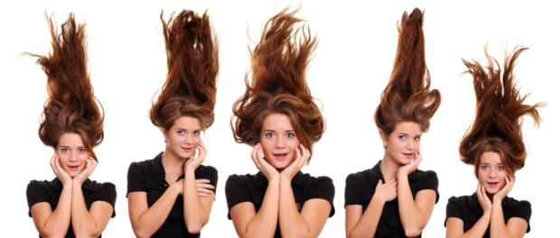 Vlasy, základ krásy