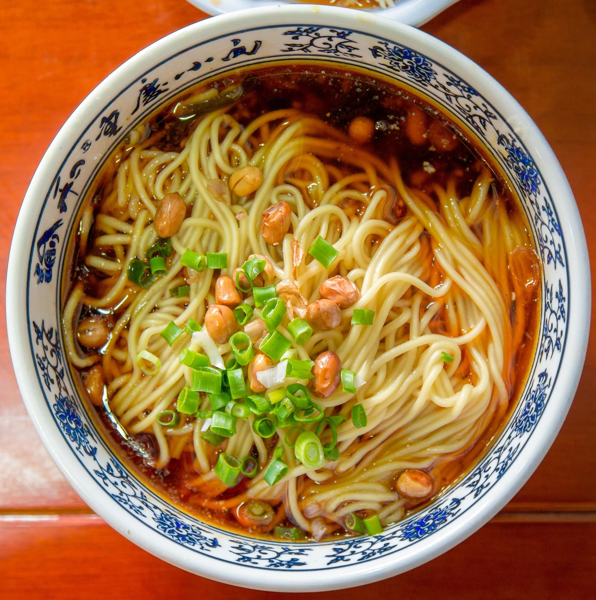 Nejzvláštnější pokrmy čínské kuchyně
