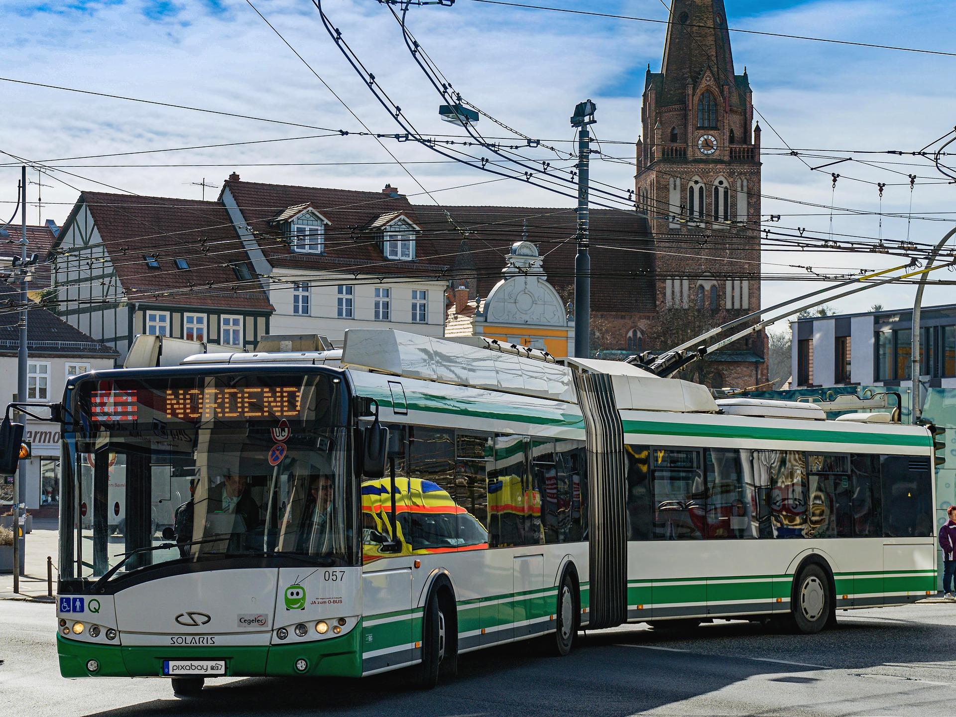 Autobus jako úspora času