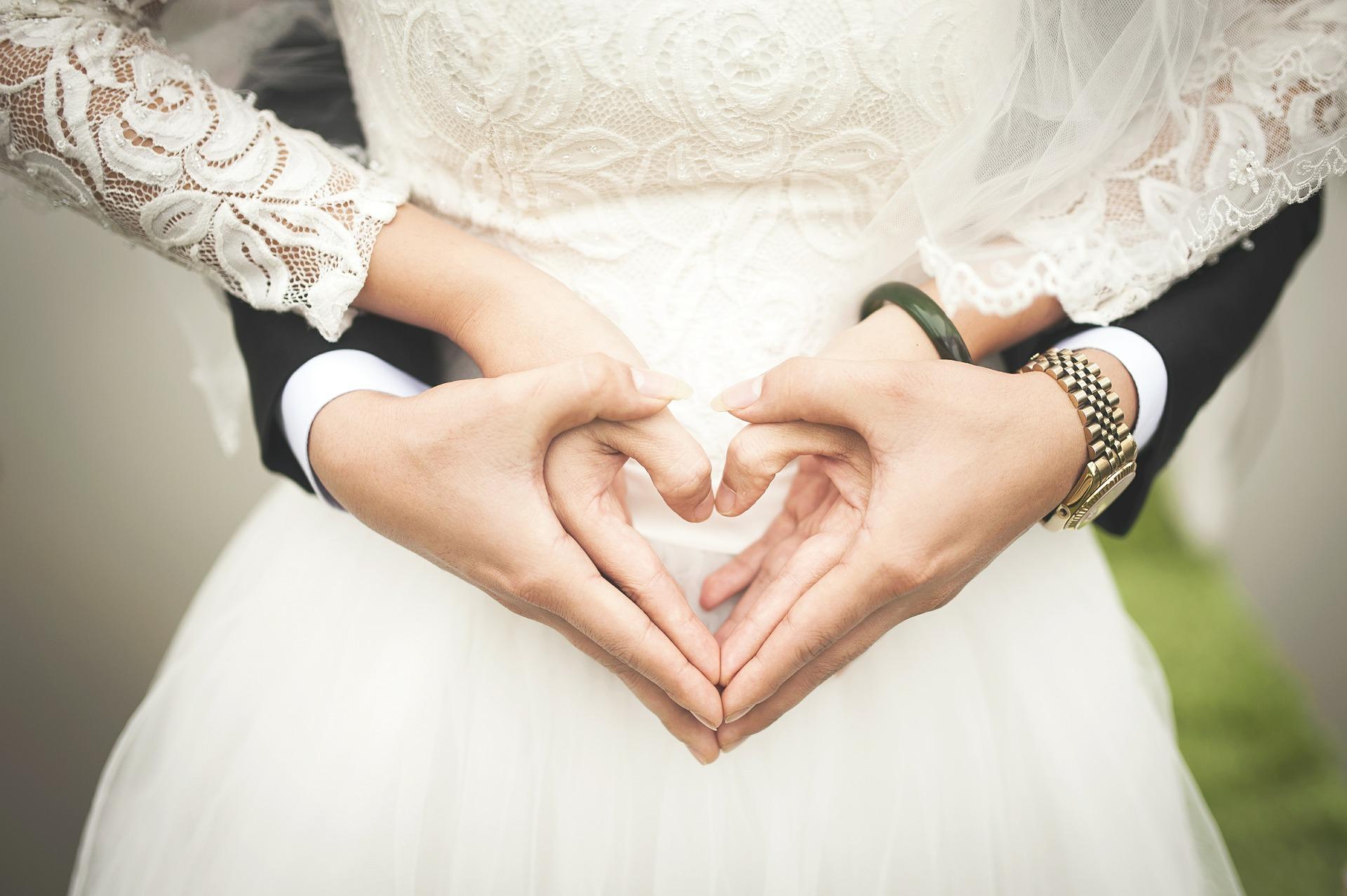Zplánování svatby není třeba bláznit