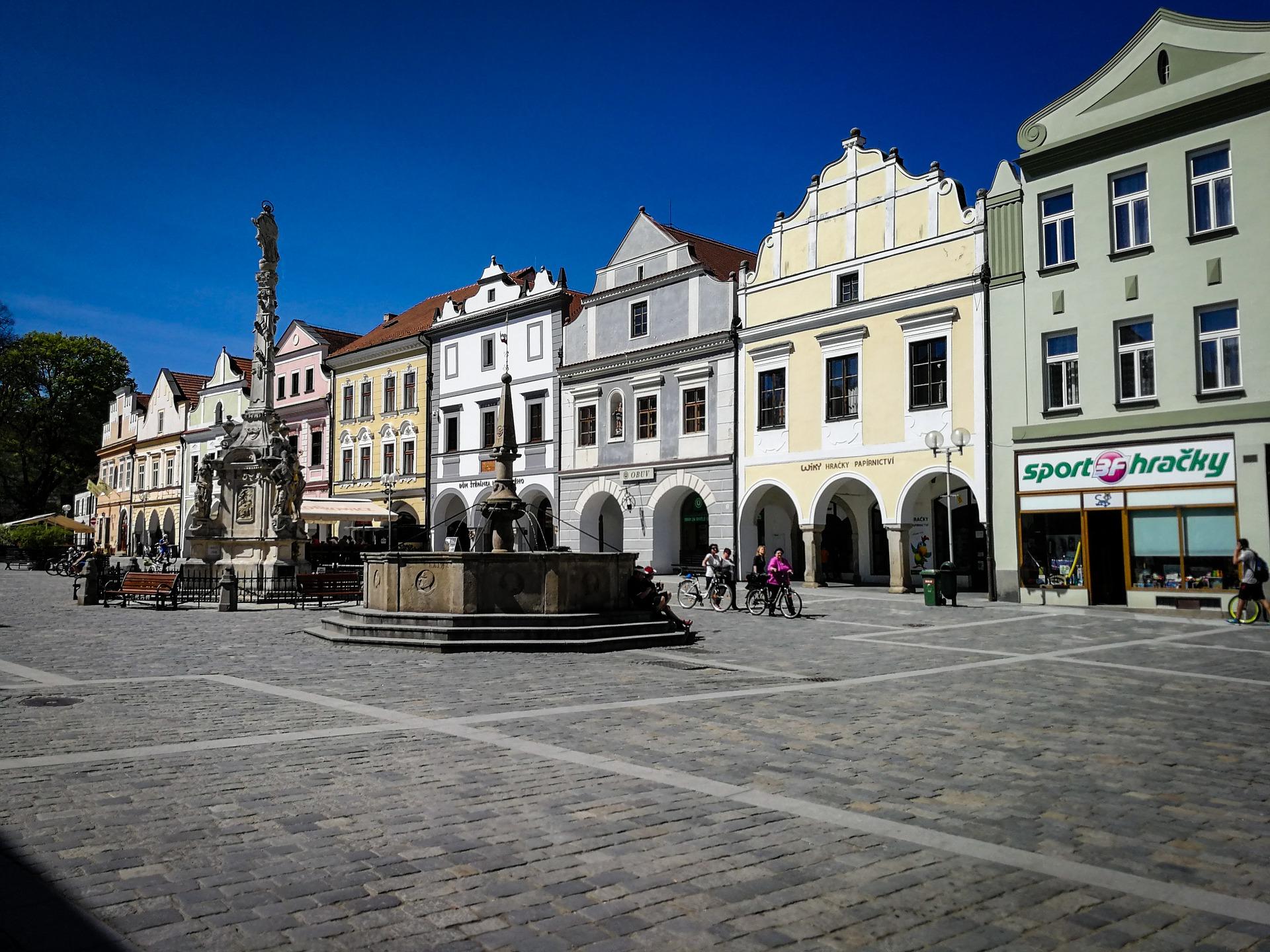 Na kole i na vozíčku do Třeboně