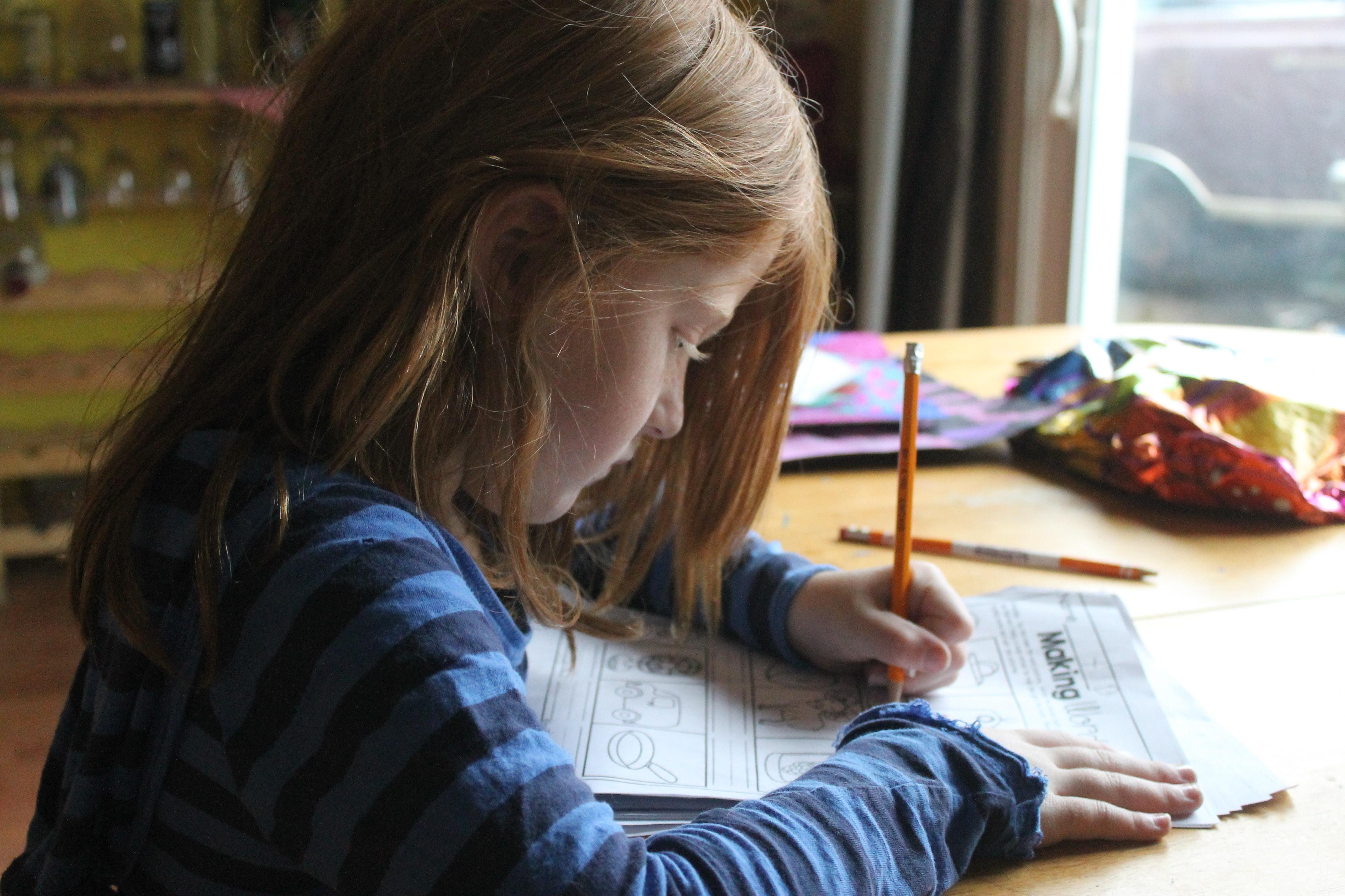 Jak nemít domácí úkoly za trest